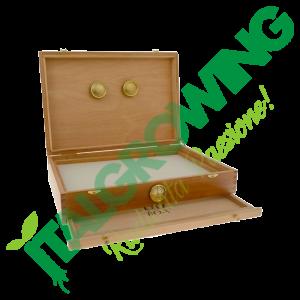 00 BOX SCATOLA IN LEGNO GRANDE 00 Box 146,00€