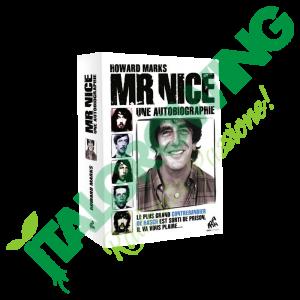 MR.NICE - AUTO BIOGRAFIA DI HOWARD MARKS  26,90€
