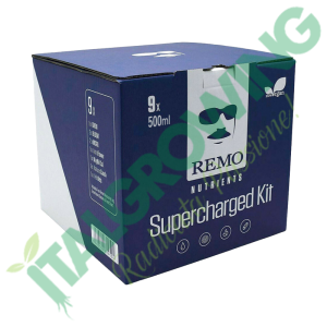 REMO NUTRIENT'S- SUPERCHARGED KIT 500 ML Remo Nutrients 86,50€
