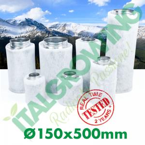 MOUNTAINAIR-FILTRO A CARBONI ATTIVI 150/500 (697 M3/H) MountainAir 112,00€