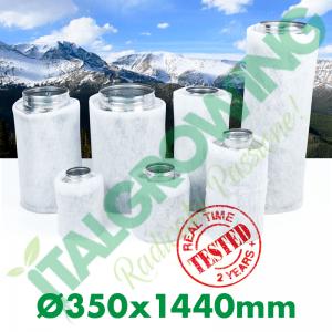 MOUNTAINAIR-FILTRO A CARBONI ATTIVI 350/1440 (4755 M3/H) MountainAir 499,00€