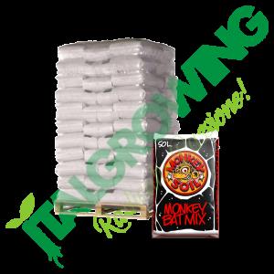 "BANCALE MONKEY Terra ""Bat Mix"" 50 L Monkey Soil 874,00€"