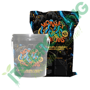 Monkey Soil - Monkey Worms 40 Litri Monkey Soil 24,90€