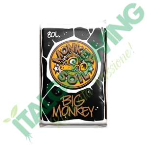 "MONKEY-TERRA ""BIG MONKEY"" 80 L Monkey Soil 17,00€"