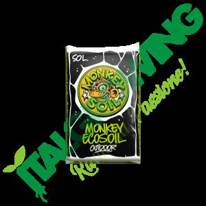 "MONKEY-TERRA ""ECOSOIL OUTDOOR"" 50 L Monkey Soil 11,20€"