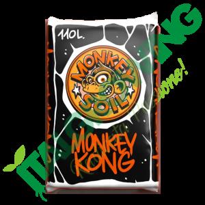 """MONKEY-TERRA """"MONKEY KONG"""" 110 L Monkey Soil 18,80€"""