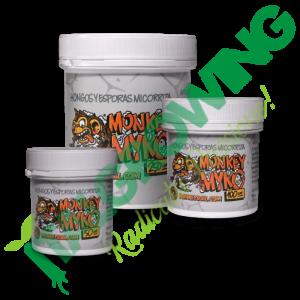 MONKEY SOIL - Monkey Myco 50 Gr Monkey Soil 7,90€