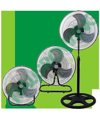 Ventilatore TYPHOON Industrial 3 IN 1 (45CM) Typhoon 49,90€