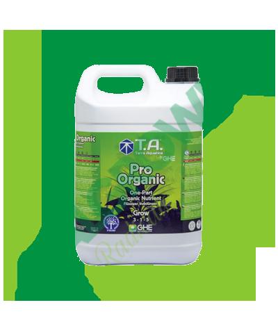 GHE - Pro Organic Grow 5 L GHE 43,90€