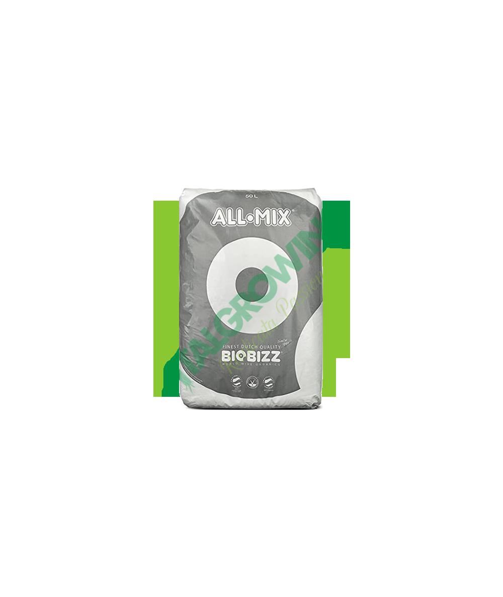 BIOBIZZ All Mix Terriccio Prefertilizzato 50 L Bio Bizz 14,50€