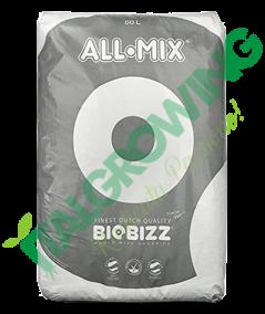 BIOBIZZ All Mix Terriccio Prefertilizzato 50 L
