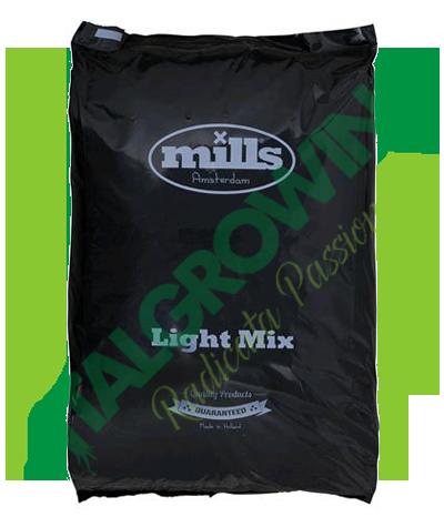 """MILLS Terra """"Light Mix"""" 50 L Mills Nutrients 11,00€"""