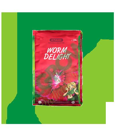 "ATAMI Terra ""Worm Delight"" 20 L Atami 6,00€"
