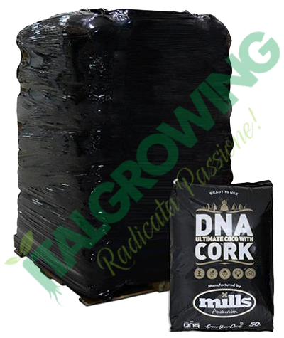 """Bancale MILLS """"Dna Ultimate Coco & Cork"""" 50 L (75 Sacchi) Mills Nutrients 1.450,00€"""