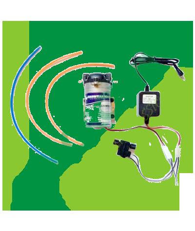 GROWMAX Kit Pompa a Pressione Per Osmosi Ad Alto Flusso Per Mega Grow Growmax Water 119,90€