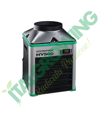 TECOPONIC Refrigeratore/Riscaldatore Chiller HY 500 Tecoponic 689,90€
