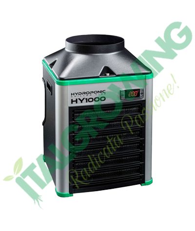 TECOPONIC Refrigeratore/Riscaldatore Chiller HY 1000 Tecoponic 899,90€