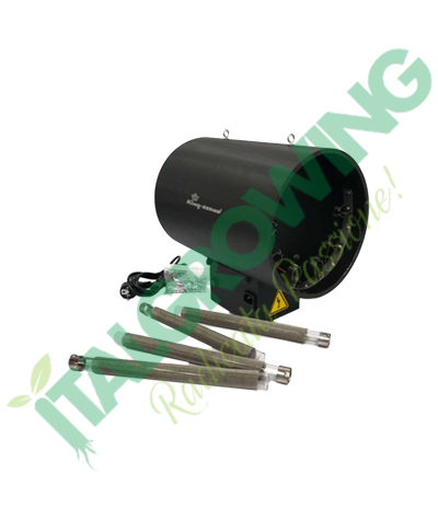 KING-OZONO - Steril Tube Ozonizzatore 250 MM 5000 M3/H King-Ozono 609,90€
