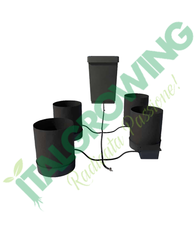 SMART POT - Kit System 4 Vasi Autopot 189,90 €