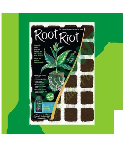 Growth Technology - Root Riot Vassoio Da 24 Cubi Growth Technology 8,50€