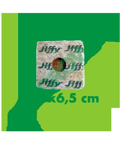 Jiffy Coco Block 8x8x6,5 Jiffy 0,50€