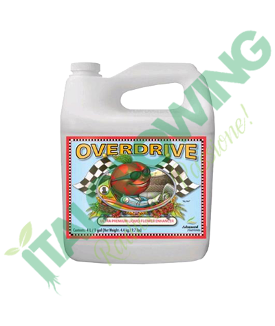 Advanced Nutrients- Overdrive 4 L Advanced Nutrients 99,90€