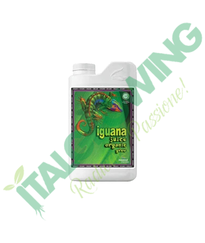 Advanced Nutrients - Iguana Juice Grow - 4 L Advanced Nutrients 99,90 €