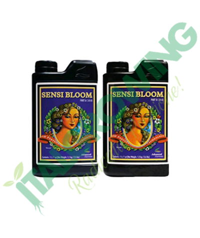Advanced Nutrients - Sensi Bloom A+B - 2X 500 ml Advanced Nutrients 13,90 €
