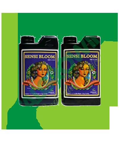 Advanced Nutrients - Sensi Bloom A+B - 2X 10 L Advanced Nutrients 179,00€