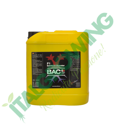 B.A.C. - F1 Super Bud Extreme Booster 5L B.A.C. 67,90€