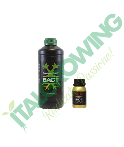 B.A.C.- Kit Organic Grow 1 L + Final Solution 120 ML B.A.C. 49,90 €