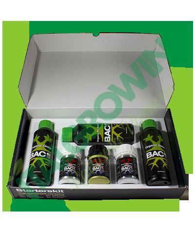 B.A.C.-Organic Starters Kit B.A.C. 79,90€