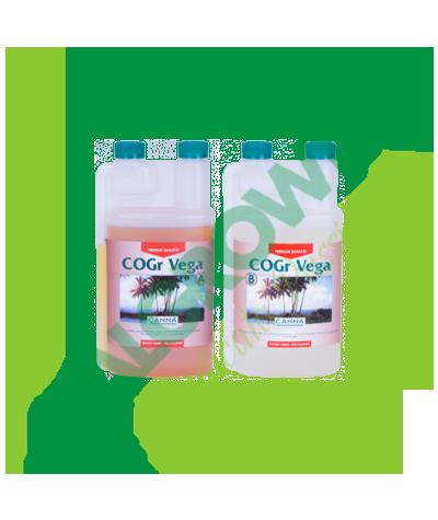 CANNA Cogr Vega A+B 1 L Canna 16,90€