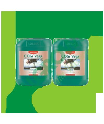 CANNA Cogr Vega A+B 5 L Canna 49,90€