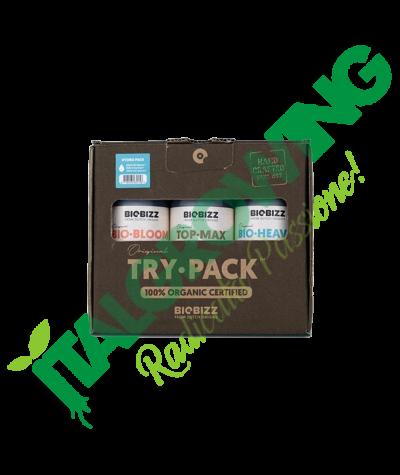 BIOBIZZ - Try·Pack Hydro Bio Bizz 24,50€