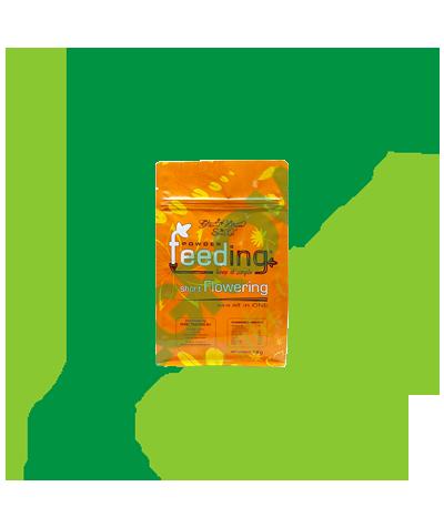 GREEN HOUSE - Powder Feeding Short Flowering 500 GR Greenhouse Seed Bank 20,90€