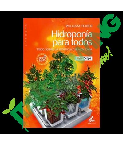 Idroponica Per Tutti: William Texier (Edizione In Spagnolo)  34,40€