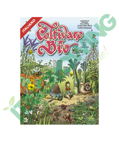 Mama Publishing - Coltivare Bio A Fumetti (Edizione In Italiano)  38,50€