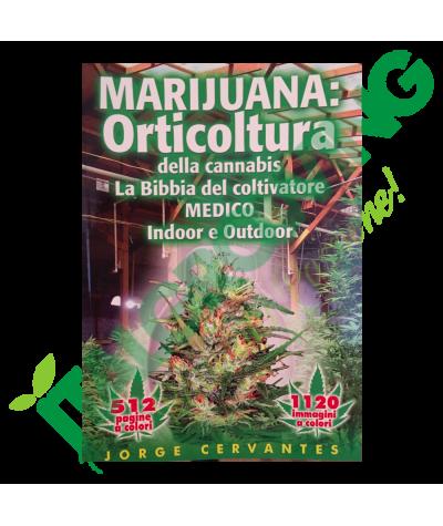 La Bibbia Del Coltivatore: Di Jorge Cervantes (Edizione In Italiano)  34,50€