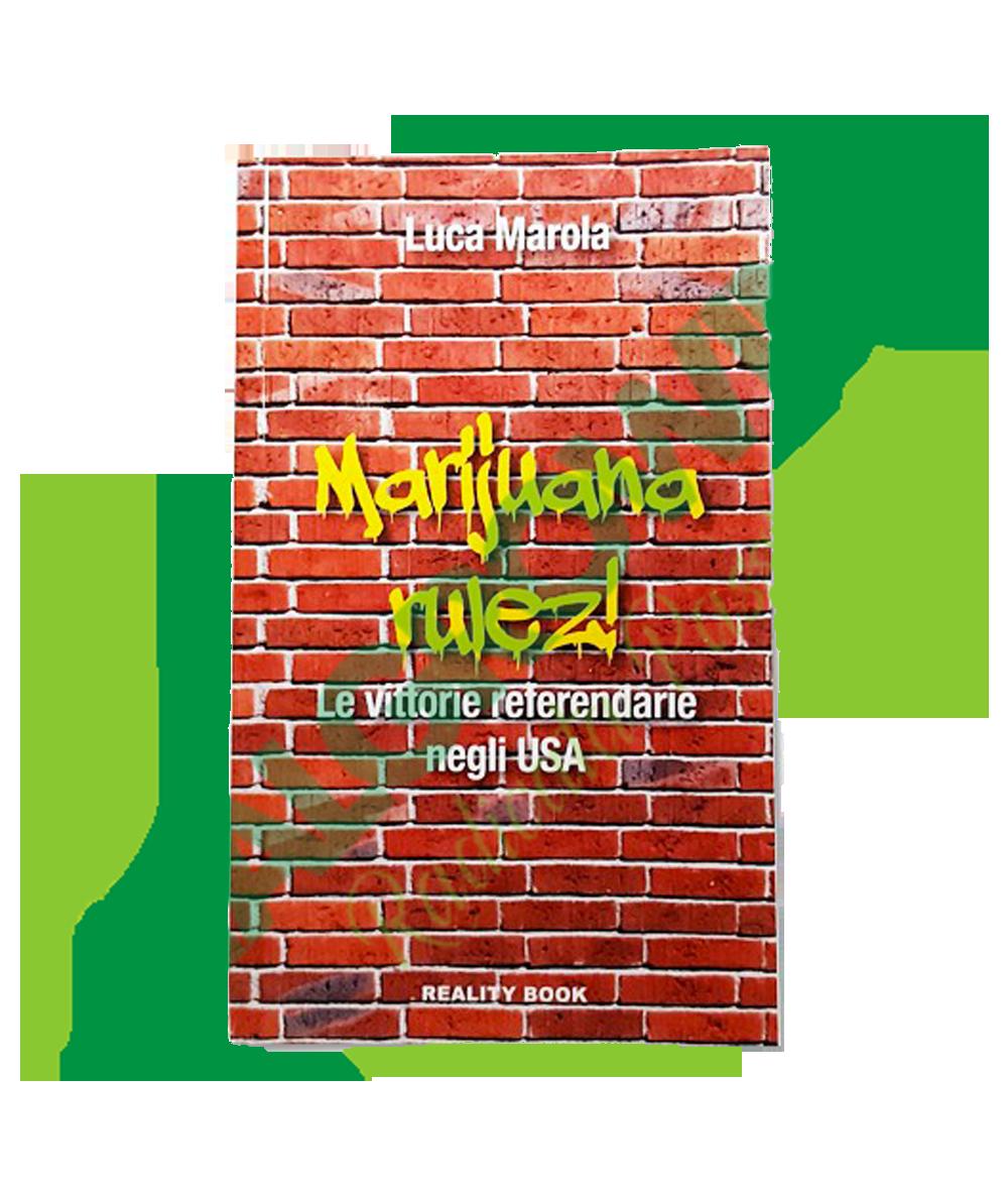 Marijuana Rulez: Di Luca Merola  13,90€