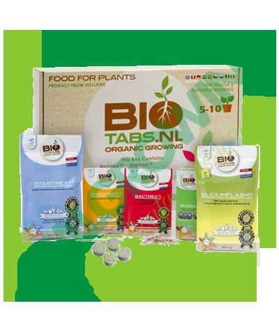 Biotabs - Starter Pack Bio Tabs 46,90€