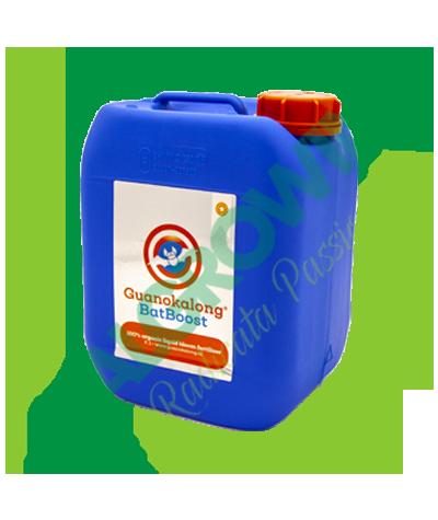 Guano Kalong - Bat Boost 100% Organico 10L Guano Kalong 89,90€