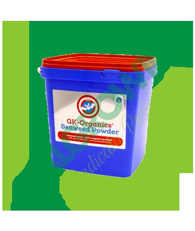 GK Organics - Seaweed (Alghe In Polvere) 5 KG Guano Kalong 59,90€
