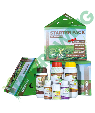 Hy - Pro Starter Pack Coco Hy-Pro 35,90€