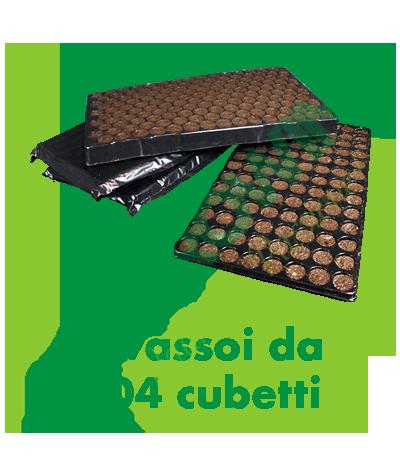Monkey Klone - Vassio Di Germinazione 104 Cubetti (6 Vassoi) Monkey Soil 73,90€