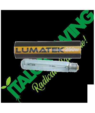 LUMATEK- Lampada HPS 400 W Agro (400 V) Lumatek 43,50€