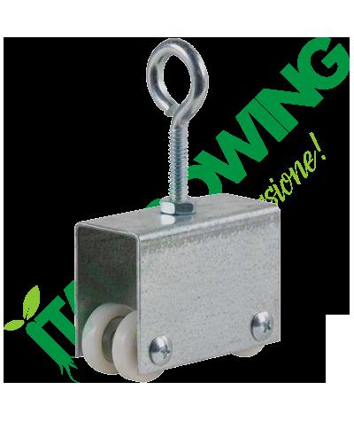 Carrello Ausiliare Per Lightrail Gualala Robotics Inc. 29,90€