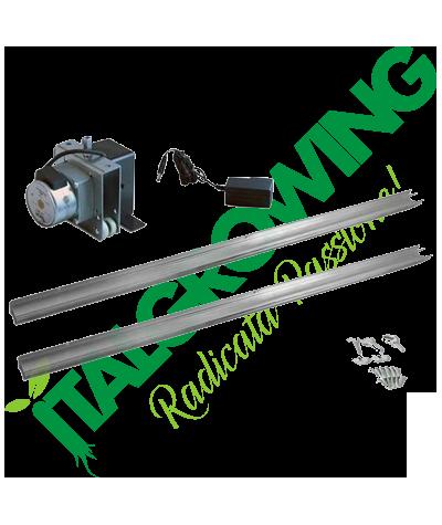 Binario Lightrail 4.0 + Kit Gualala Robotics Inc. 258,90€