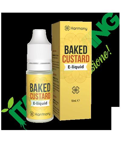 E-LIQUID Baked Custard Harmony 9,90€