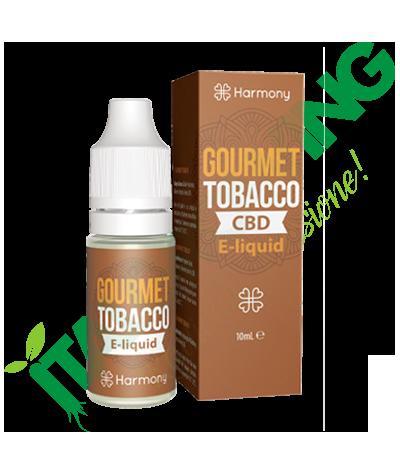 E-LIQUID Gourmet Tobacco Harmony 9,90€